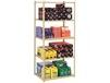 TENNSCO Z-LINE LIGHT DUTY RIVET SHELVING
